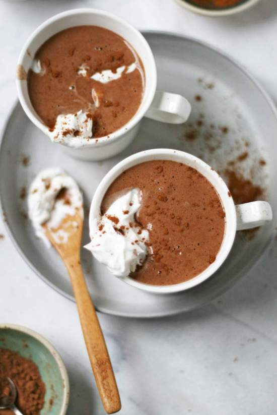 The Best Hot Chocolate Recipes That Will Warm Up Your Stomach This Fall