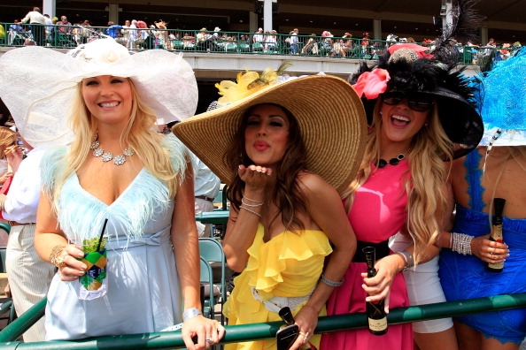 Kentucky Derby Girls hat