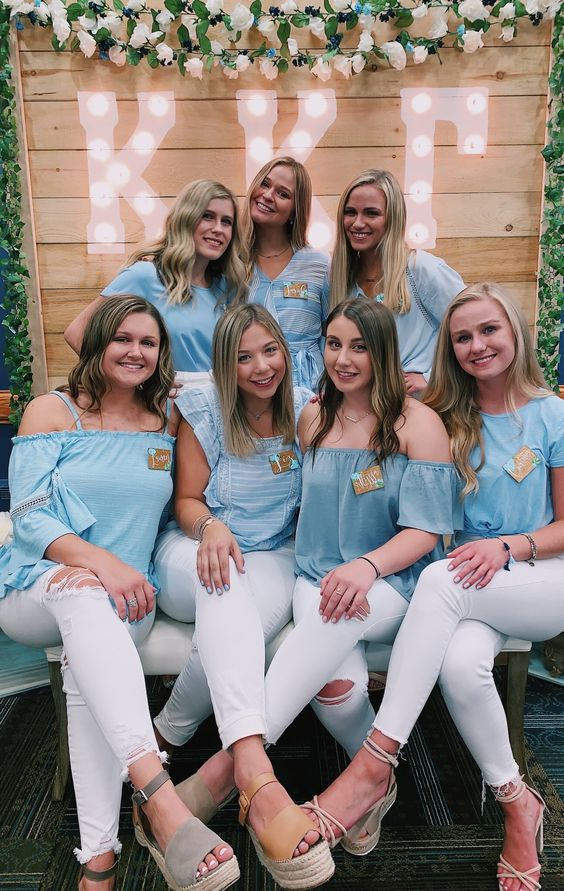 What To Do and Not To For Sorority Recruitment Season