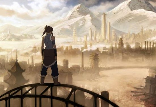 Don't Dismiss The Legend of Korra When It Comes To Netflix