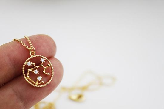 Which Zodiac Necklace You Should Get Based On Your Sign