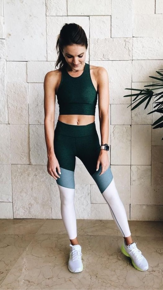 10 Gym Outfits That Are Actually Cute AF