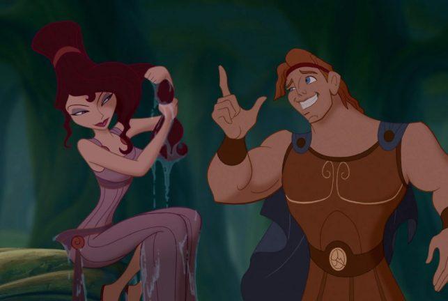 Meg and Hercules