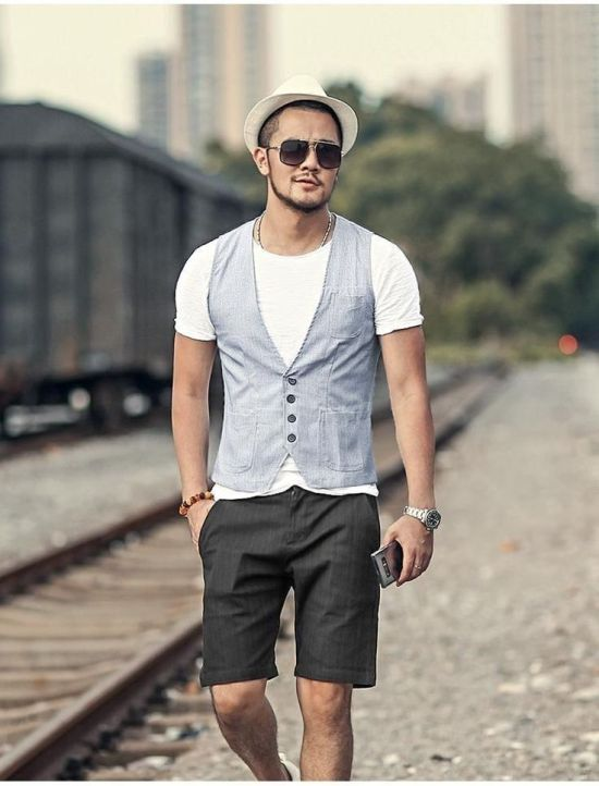 15 Men's Summer Outfits to Have Him Looking and Feeling Cool