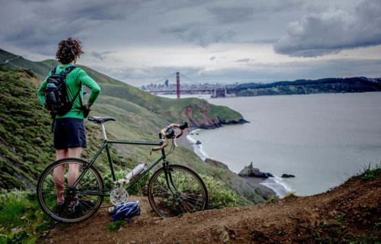 8 ways cycling benefits the body