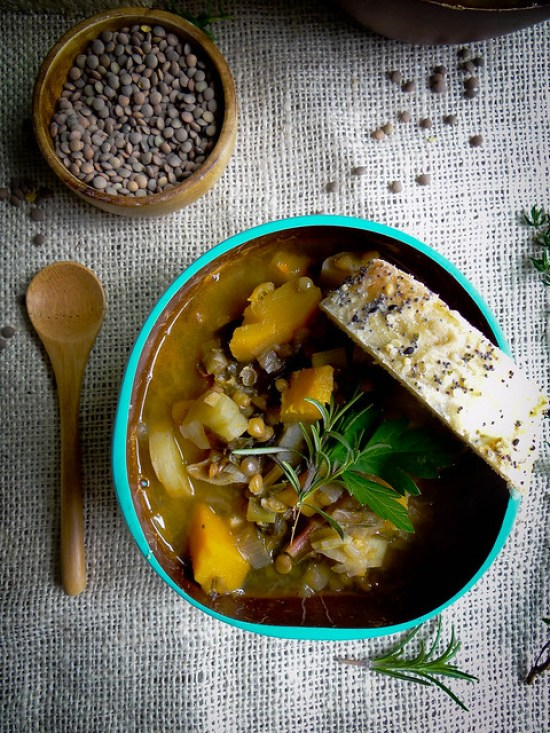 Fall Lentil Soup Recipes Perfect For The Season
