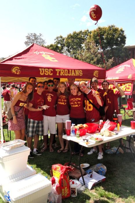 The Ultimate List Of College Game Day Essentials