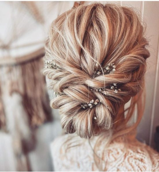 25 Summer Updos You'll Want To Try With Your Hair