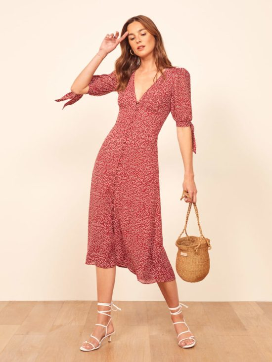 Reformation's Top Ten Best Dresses This Season