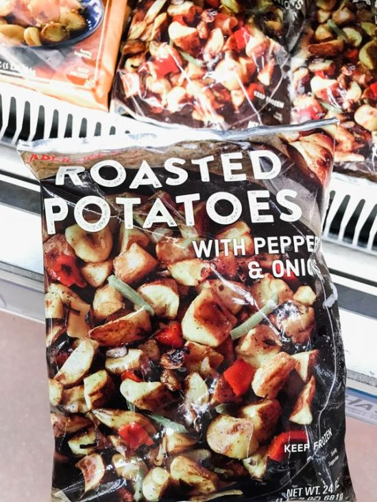 Trader Joes Frozen Items for the Air Fryer