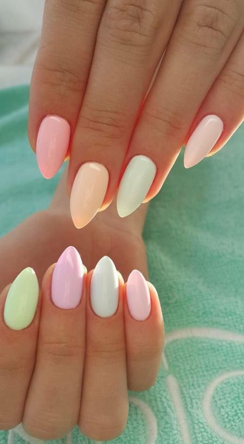 The Spring 2019 Nail Trends You Need To Know - Society19
