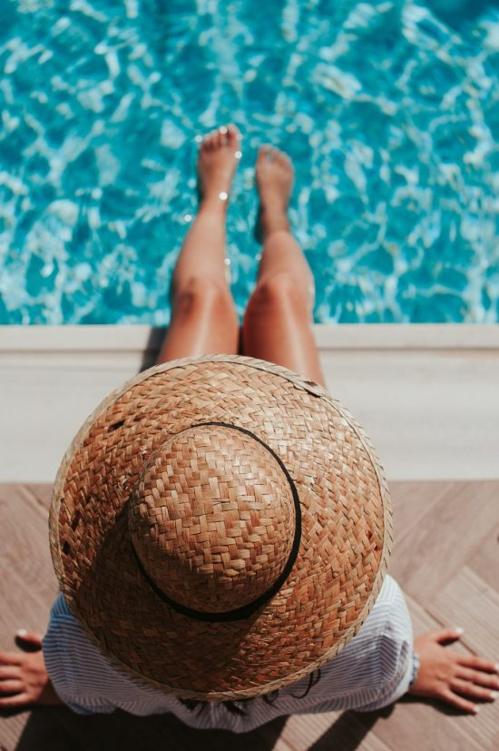5 Ways To Protect Your Hair From The Sun This Summer