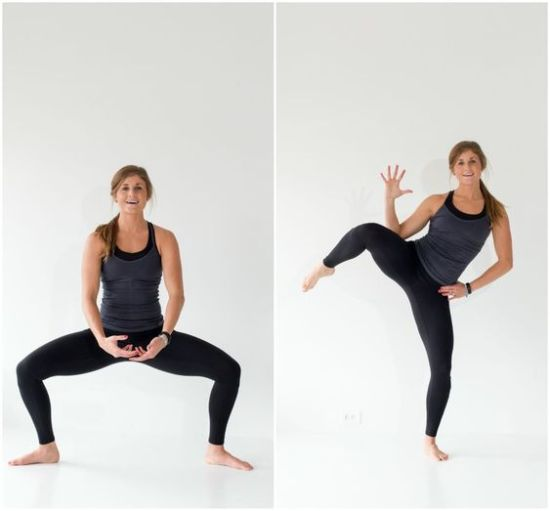 Best Exercises For Slim Thighs