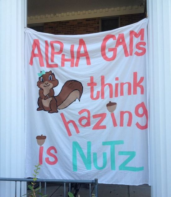 Greek Life Hazing: Why It Needs To Be Prevented And Discussed