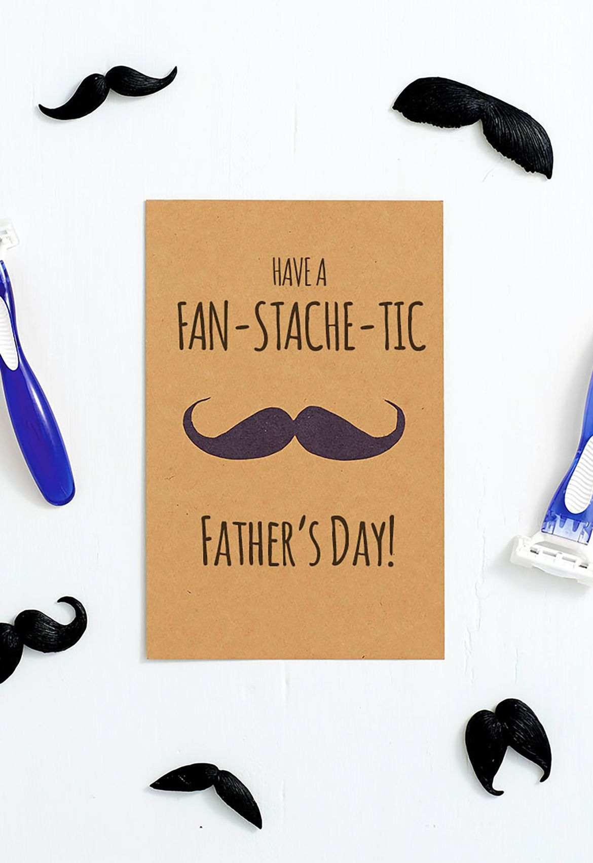 DIY Father Day Card