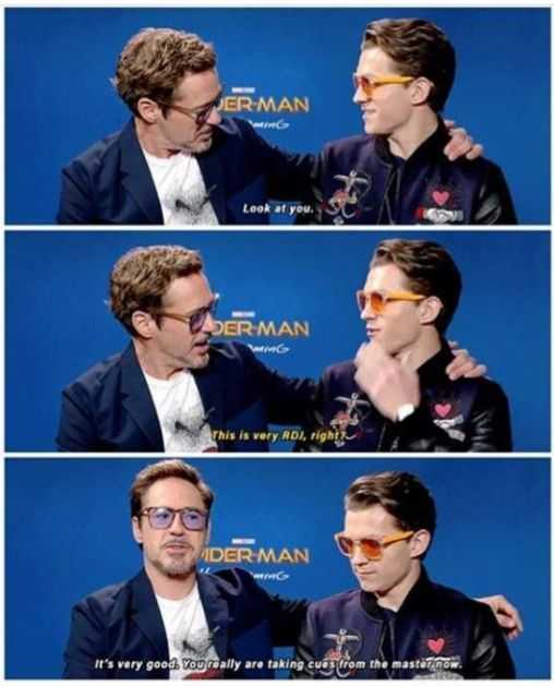 Funny Moments From The Avengers Cast To Get Psyched For Endgame