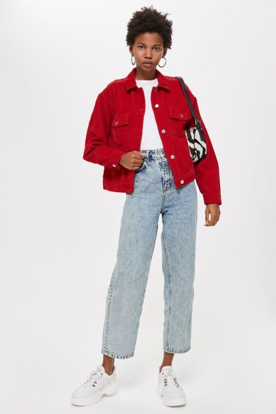9 Adorable Red Outfits You Can Wear This Fall