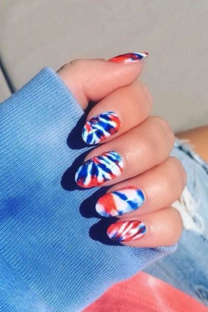 The Best 4th of July Nail Art Designs To Celebrate In Style