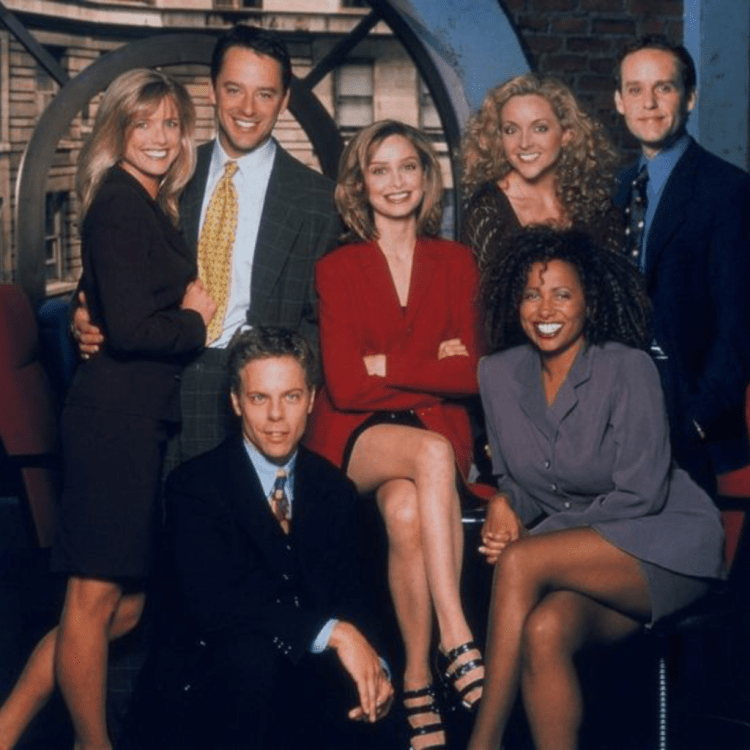 Your 90s TV Show Based Off Your Zodiac Sign