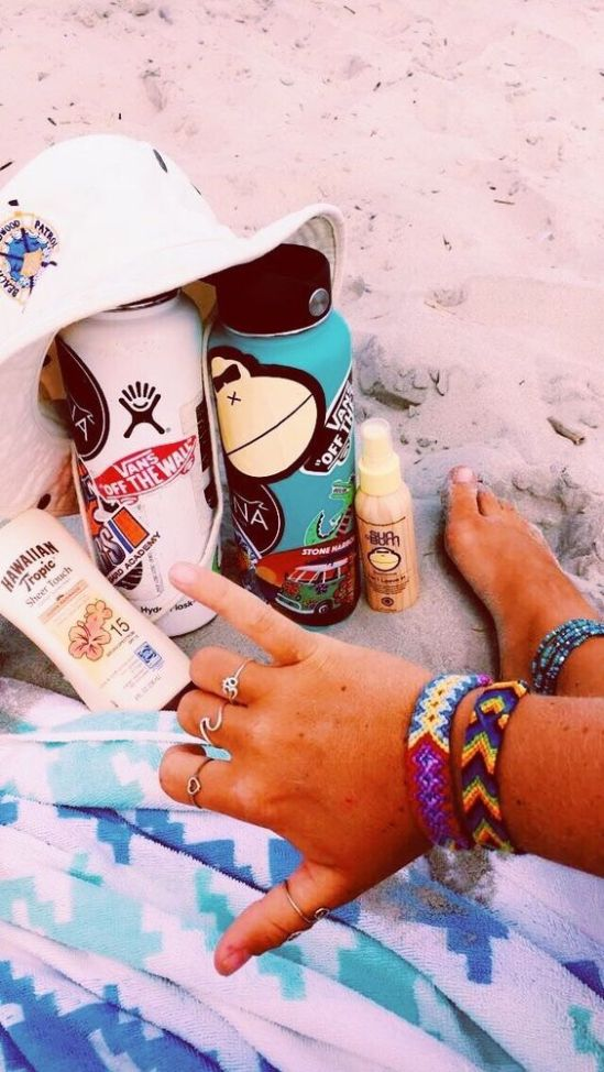 10 Things You Have To Pack For Spring Break