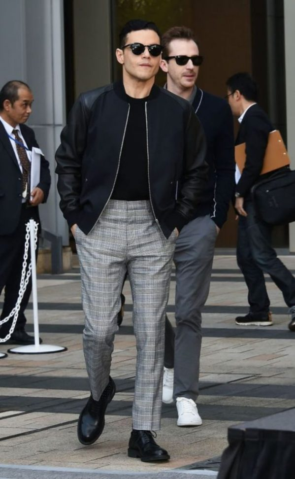10 of Rami Malek's Greatest Outfits