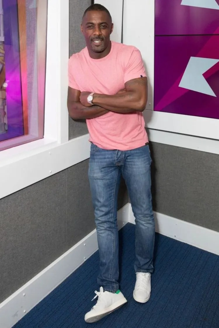 10 Times Men Wore Pink And Looked Great