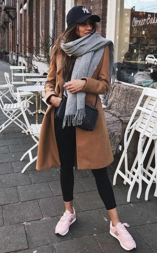Jacquard Wool Scarves