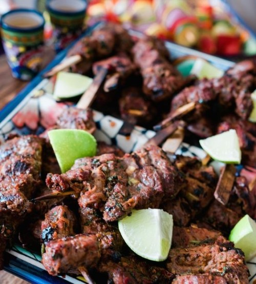 10 Skewer Recipes For Your Summer Bbq
