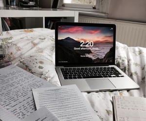 computer, work