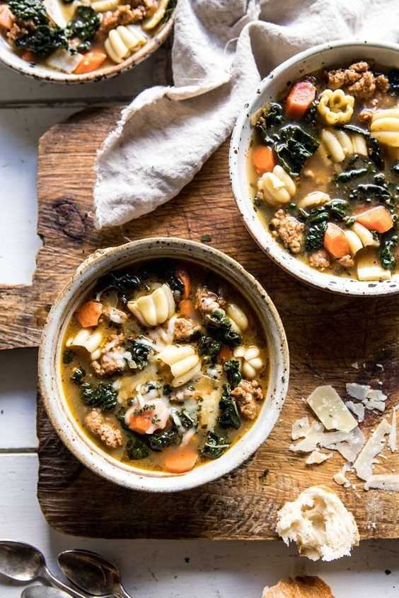 10 Spring Soups That Will Bring The Warmth To You