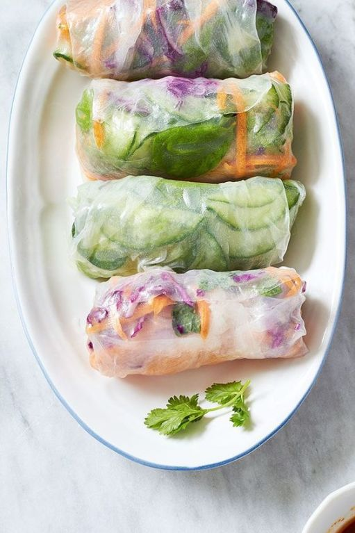 10 Fresh Spring Dinner Recipes That You're Going To Love