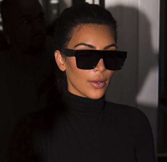 Oversized Sunglasses Are Not Out Of Style And We Have Proof