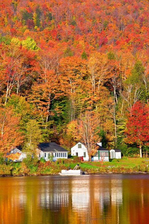 15 Fall Travel Destinations If You Want To See Breathtaking Foliage