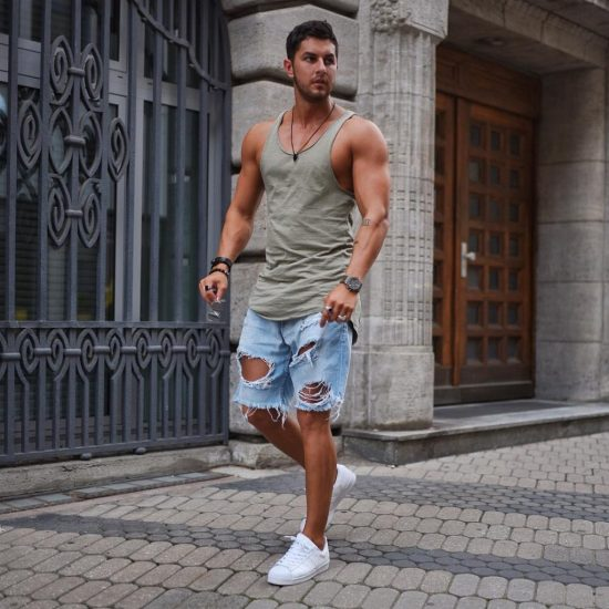 15 Men's Summer Outfits to Have Him Feeling and Looking Cool