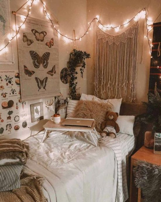 10 Easy And Cute Decorations For Your Dorm