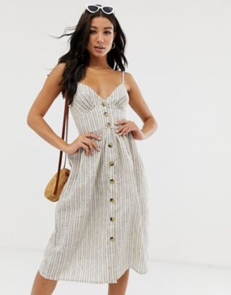 10 Sundress Outfits That Are Too Cute To Pass Up This Summer