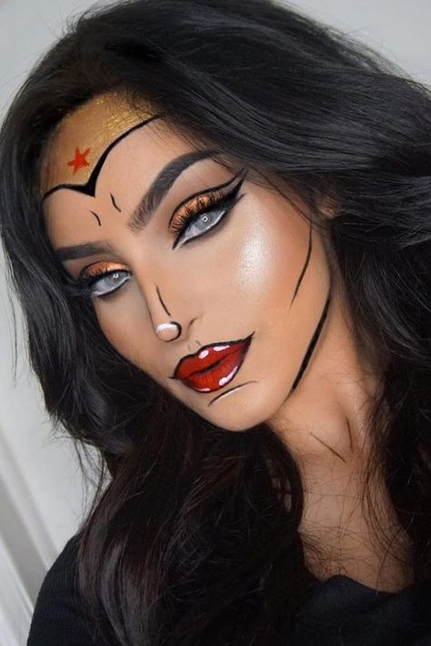 10 Halloween Makeup Looks That Will Get Everyone's Attention