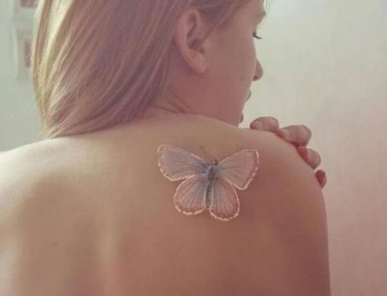 Back Tattoos For Girls That Look Incredible