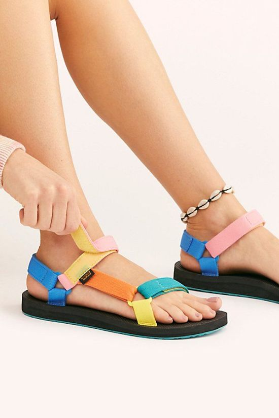 *8 Stylish Sandals To Stay Cool This Summer