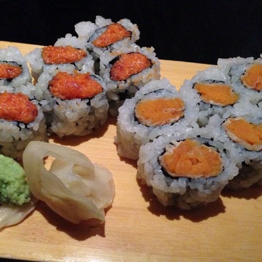 5 Vegan Sushi Rolls You Should Try