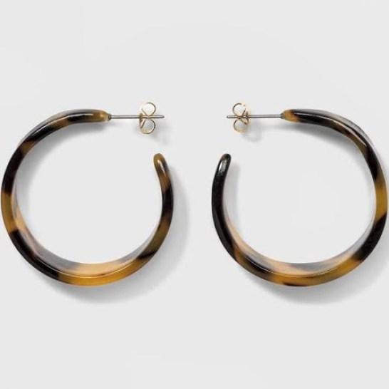 *Hottest Hoop Earrings To Wear This Summer