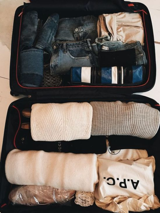 How To Pack A Carry On For A Month Of Travel