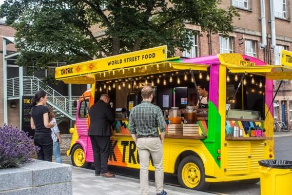 7 Lunch Spots For University Of Edinburgh Students