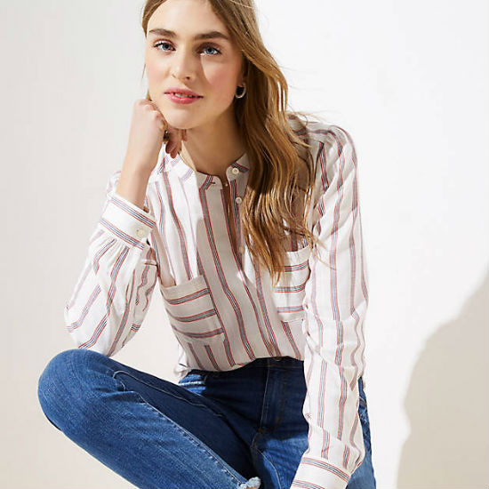 8 Blouses Perfect For Fall Weather