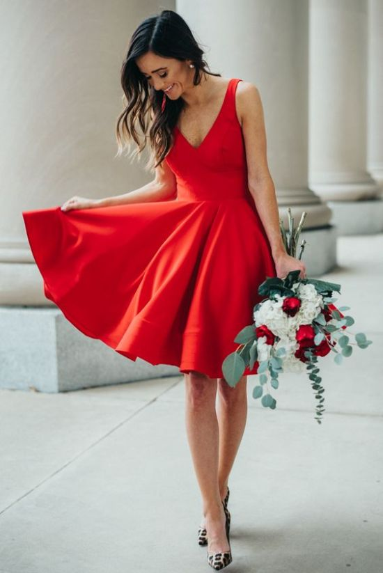 One of the best ways to wow your date is with a sexy Valentine's day dress. Regardless of your style, with one of these sexy valentine's day dresses you'll definitely have all of your date's attention.