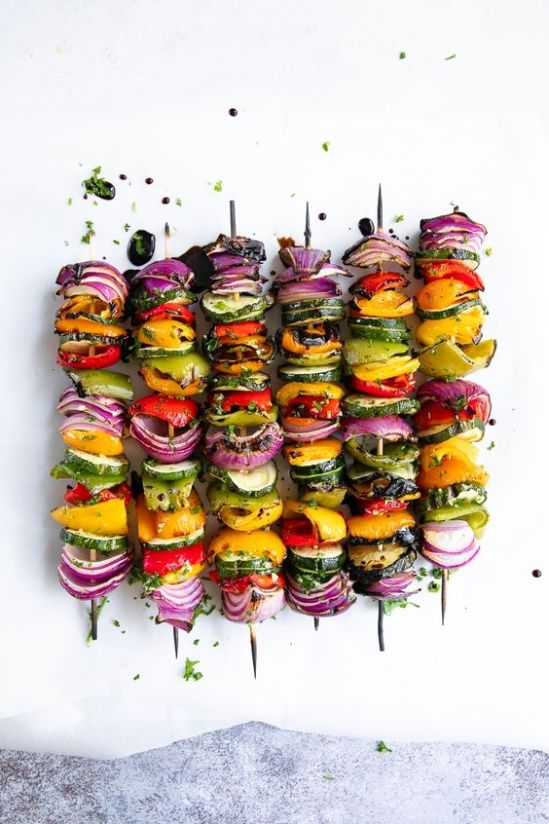 10 Grilled Vegetable Recipes Perfect For Summer