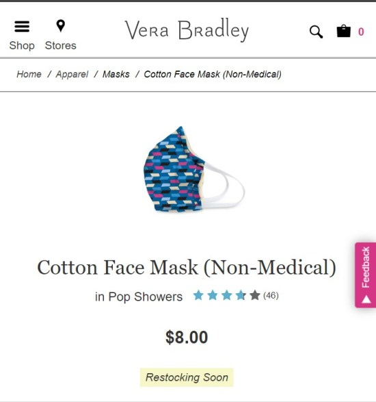 10 Online Stores Where You Can Get Non Medical Face Masks