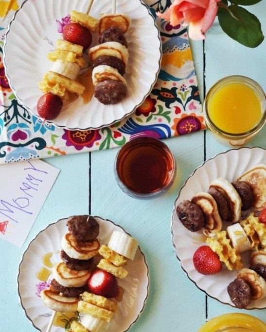 10 Sweat Treats You'll Be Serving At Your Next Brunch