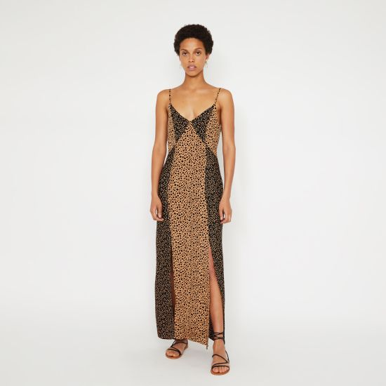 These 8 Animal Print Maxi Dresses Are Our New Obsession