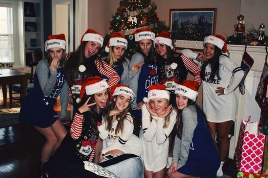 10 Holiday Party Themes You'll Die Over